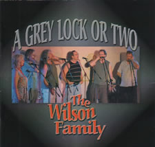 A photo of the A Grey Lock or Two album cover