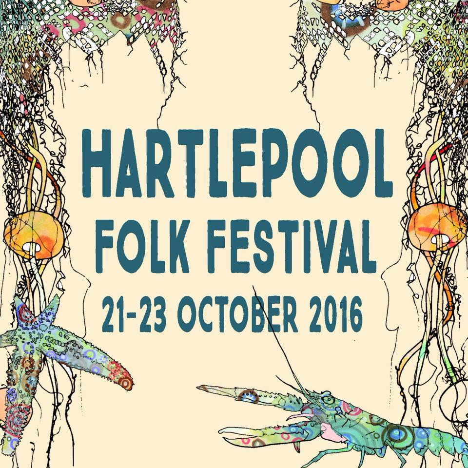 Two Weeks to Hartlepool 2016!