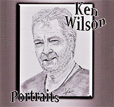A photo of Portraits album cover