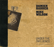 A photo of the Under the Influence album cover